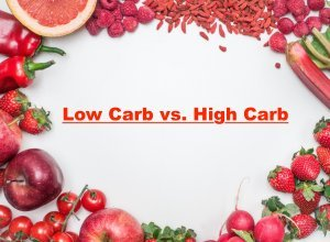 Low Carb vs High Carb - Was ist die beste Diätform?